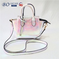The shoulder long strip bag beautiful ladies handbags with long handle shoulder bag