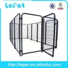 big metal pet accessory 13x13x6ft exercise pen for dogs