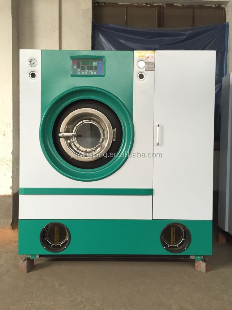 Industrial Dry Cleaner with heavy duty capacity