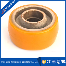 WWP Forklift Spare Parts Auxiliary wheel 138*60/68mm 6205 bearing