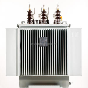 1 mva 3 phase Oil Immersed Distribution Low Voltage Transformer