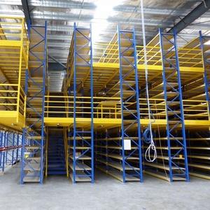 YODOLY ASRS warehouse storage racking t