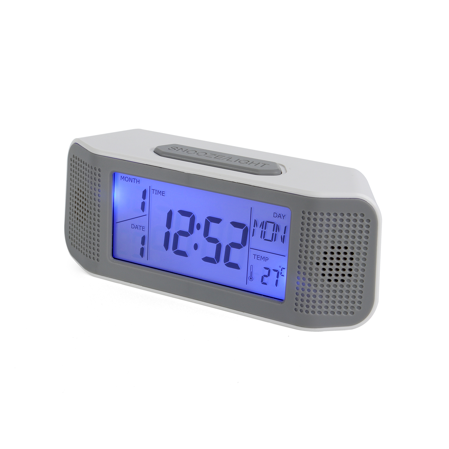 lcd clock table souvenirs clock gifts desktop clock