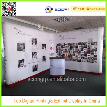 Exhibition Stand Prices : Sc pus factory price metal material best prices for pop up