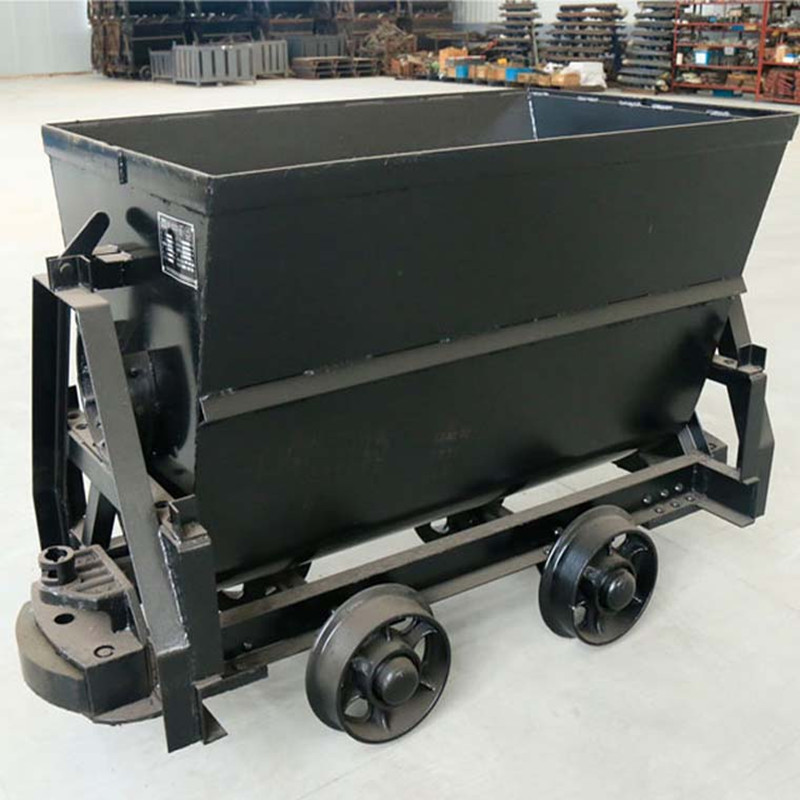 Made In China Tippler Mining Cart for Mining Ores Transportation