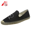 New look top quality fashion new design canvas espadrilles men