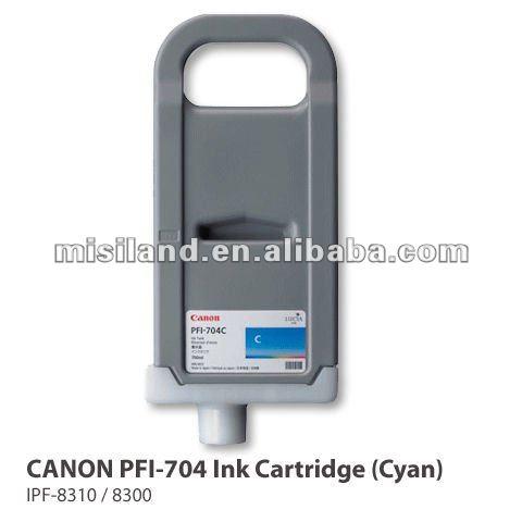 Original Canon Pfi-704 Ink Cartridge For Ipf8300 (new Code: Pfi ...