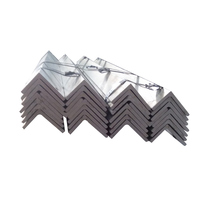 Hot rolled hot dip galvanized perforated angle iron metal mild equal steel angle bar