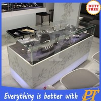 Jewellery counter display,jewellery shop counter design