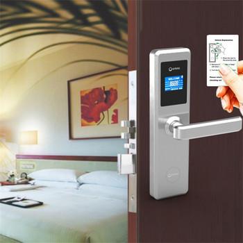 Hotel wifi electronic rfid door lock & Hotel Wifi Electronic Rfid Door Lock - Buy Hotel Electronic Rfid ...