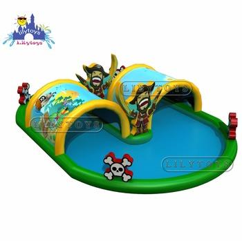 Pvc Material Pool Inflatable Mini Swimming For Kids Water Park Intex