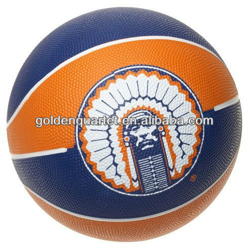 Promotion basketball / practice basketball(SA8000, BSCI, ICIT certified factory)