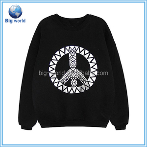 Top quality bright color full sublimation sweatshirt