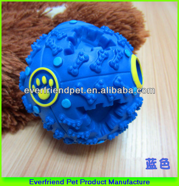 dog food ball of princess dog toy