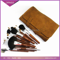 New products boar hair makeup brushes private labelal brushes set makeup