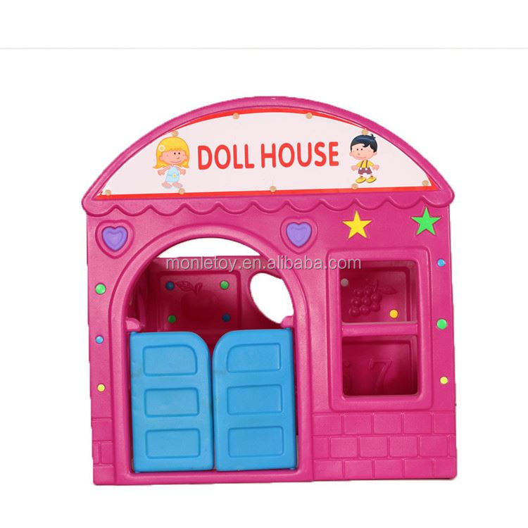 2017 Hot sale unique standard design kids indoor playhouse outdoor