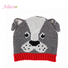 Walmart animal pattern dog jacquard children unsex hat