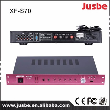 Xf-s70 2*65w Power Amplifier Phase Audio /car Bass Tube With ...