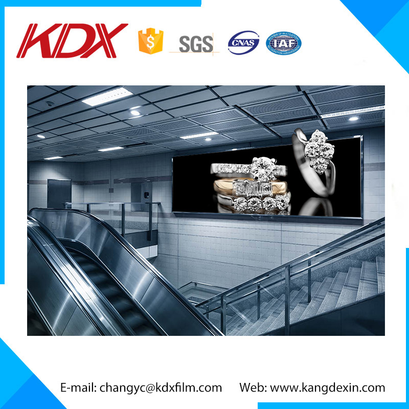 3D Effect Light Box for Advertising in the Shopping Mall