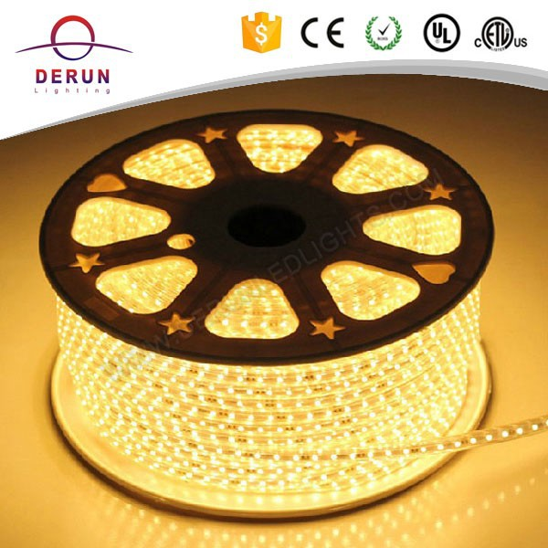 High quality waterproof 220v flexilbe led stripes