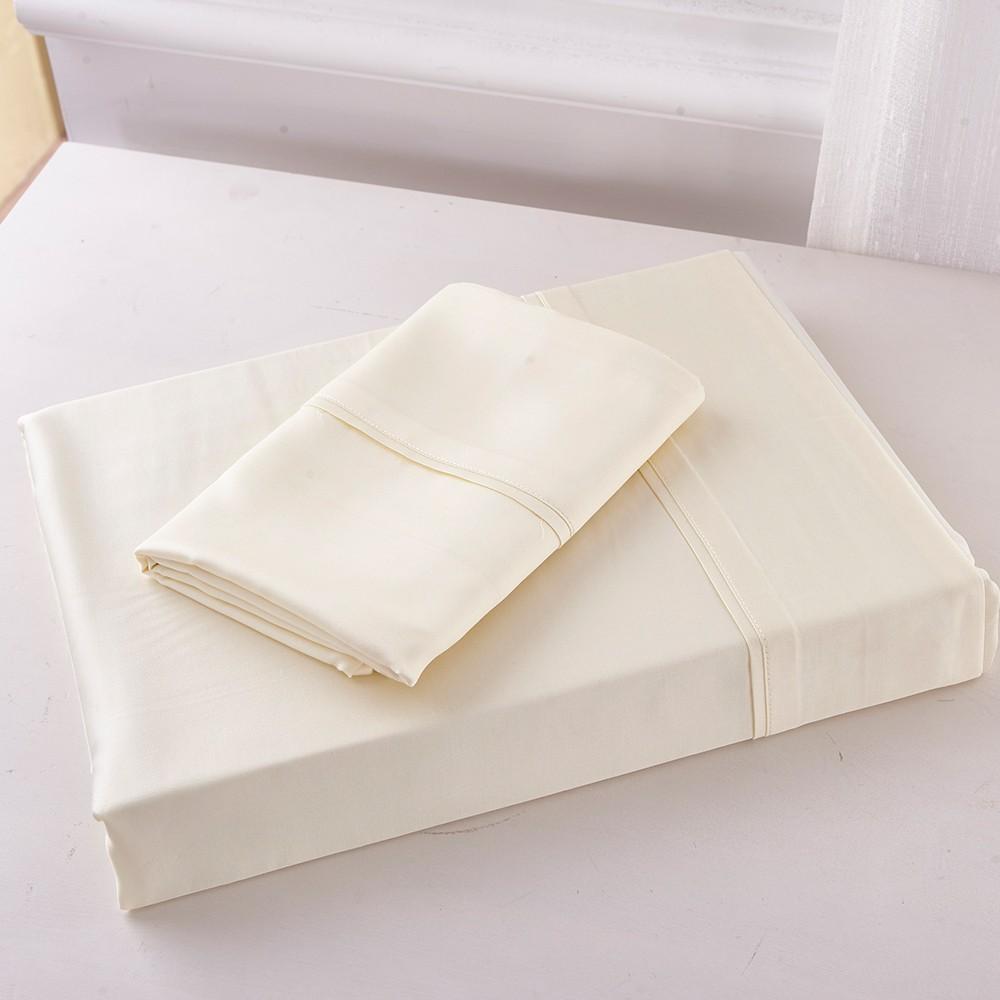 Bedding set 6pcs Lyocell Tencel Embroidery 60S duvet cover bed sheet pillowcases