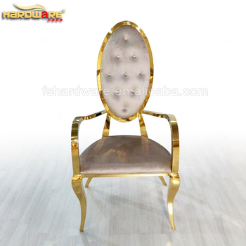 Wholesale Wedding King And Queen Throne Chairs For Sale Buy