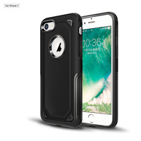 New Arrival Tpu Pc Dual Layer Shockproof Phone Case Cover For Iphone 7 7 Plus 8 X Xs Max