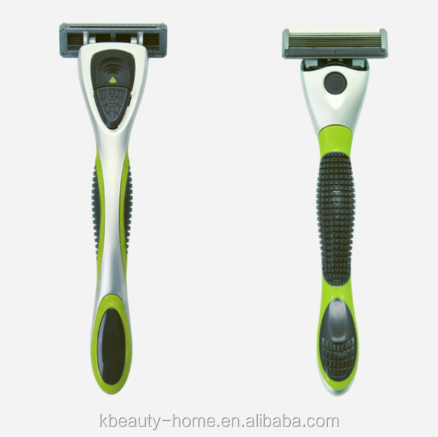 high quality wholesale barber supplies 6 blade razor system razor blade factory