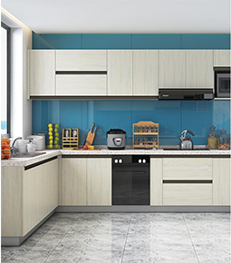 Modern Home Furniture Modular Kitchen Cabinet System Models Doors Accessories With Price