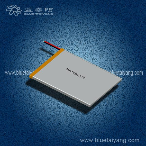 409095 3600mah 5v Lithium Polymer Battery