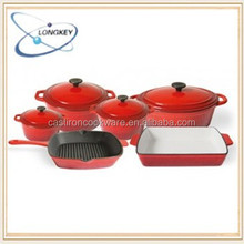 Lfgb qualified men gang cookware