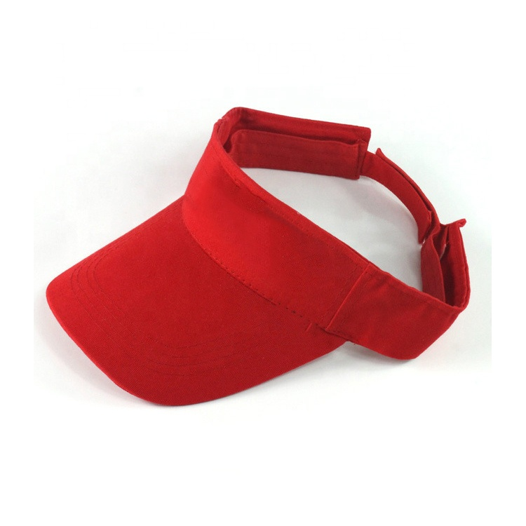 Polyester Golf <strong>Hat</strong> Running Sports Custom Dry-fit Sun Visor Cap <strong>Hat</strong>