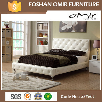 Omir Furniture Cow King Size Lift Up Storage Bed Frame SS8604