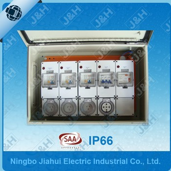 how to connect mcb in distribution board australia