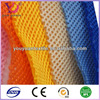 Breathable soft mesh fabric for athletic shoes lining