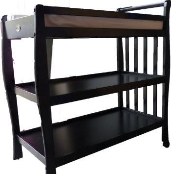 Muebles De Dormitorio 2017 Pino Macizo Mesa De Cambio De Pañales De ...