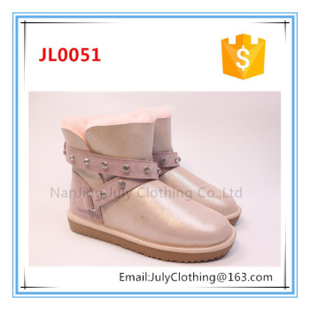Low Price Snow Boots Free Sample Shoes ; Wholesale Buckles Women