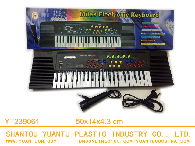 Chargeable 37KEYS Multi-functional Electronic Keyboard Toys