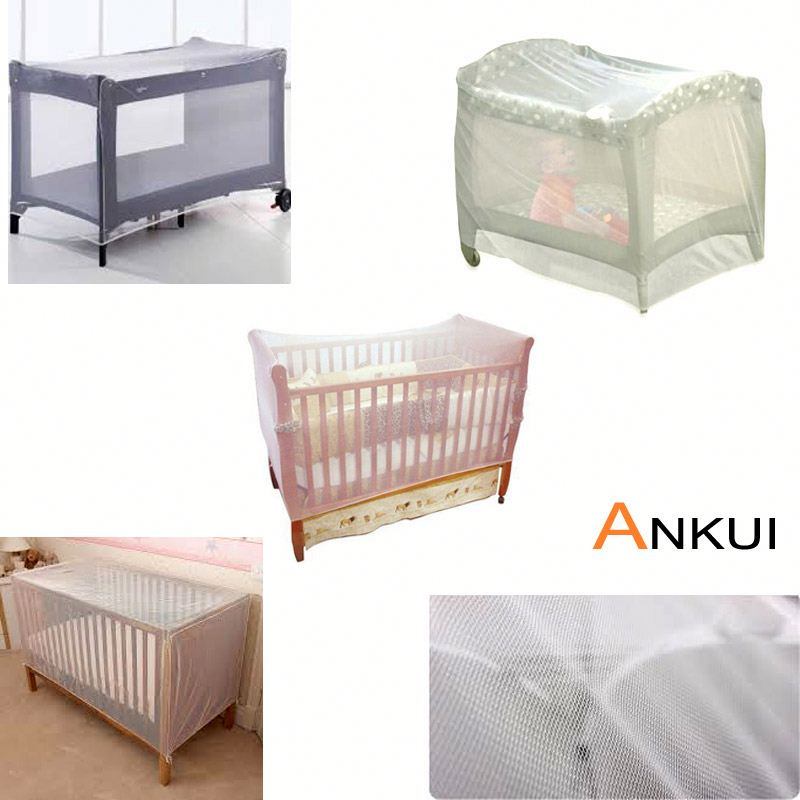 Amazon customized Safety crib net tent
