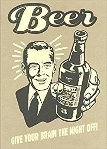 Beer Brain Night Off