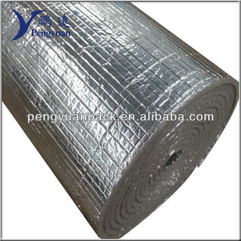 Closed Cell Polyethylene Foam Insulation Double Sided