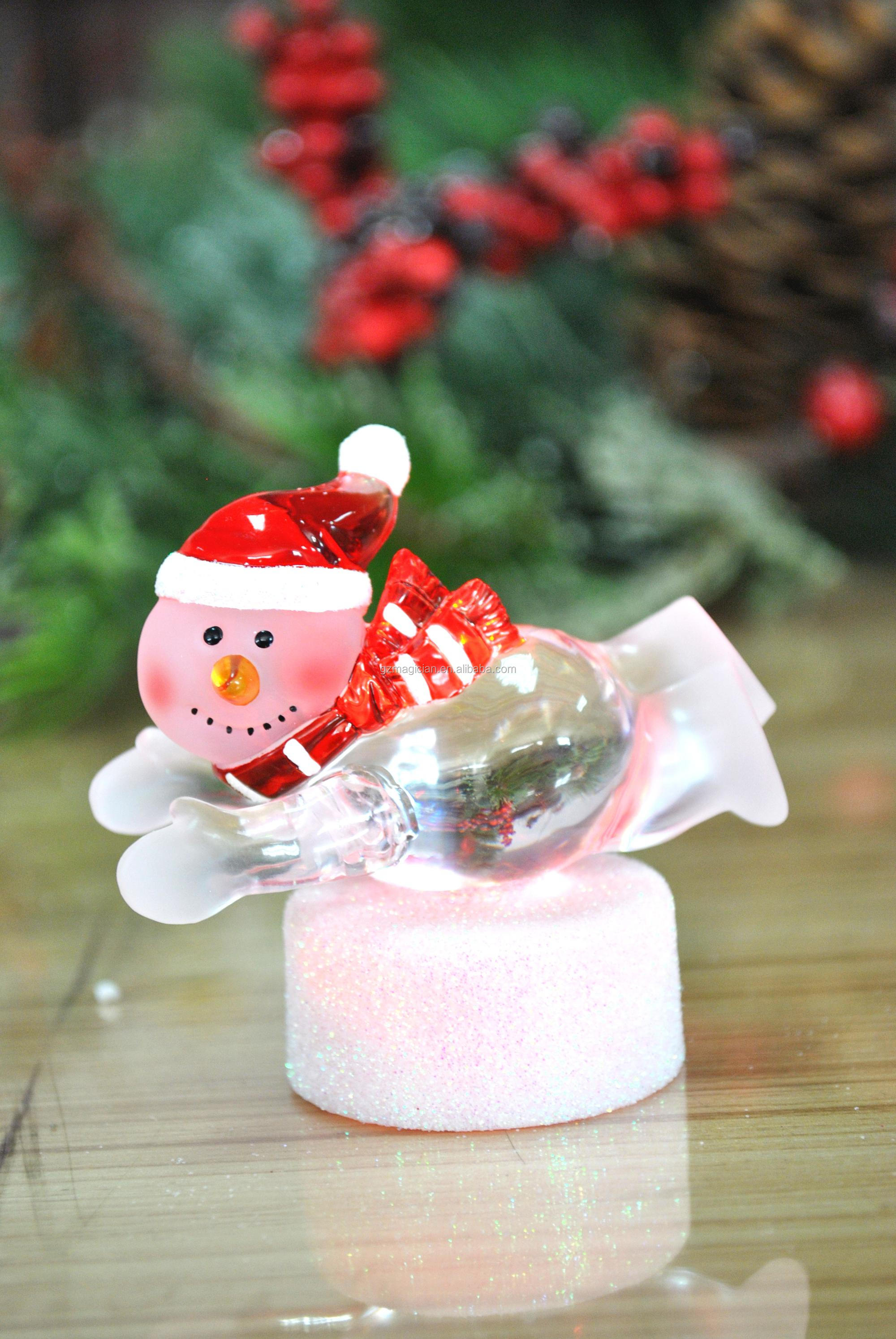 Led Light Up Holiday Living Christmas Ornaments Decorations For