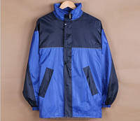 Men Outdoor Waterproof Windbreaker Breathable Rain Jacket
