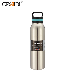 Eco-Friendly colorful vacuum flask 500ml coffee tumblers travel