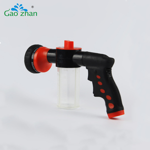 High pressure irrigation sprinkler gun foam gun car wash spray gun