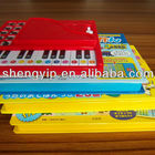 sound book,sound board,sound bar used in children's educational toy