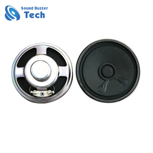 Best sound quality raw speaker for touch panel 50mm ohm 50 0.5w speaker