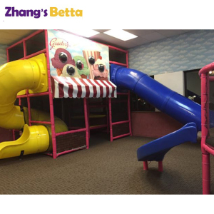 Indoor Playground Equipment,Playground Tube Spiral Slides