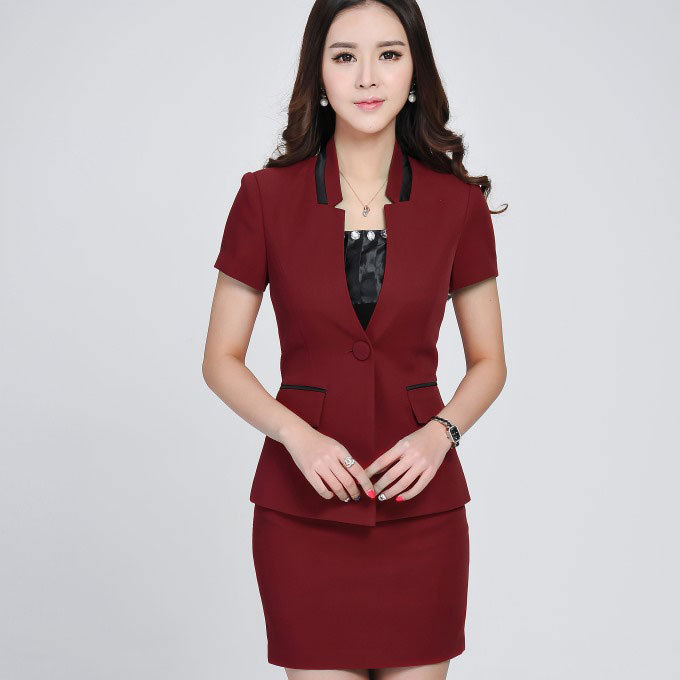 high quality summer style formal office uniform designs ...