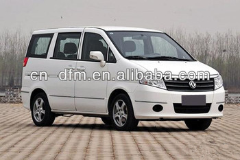 Dongfeng Succe Car 7 Seats Van Folding Seat Cars For Sale